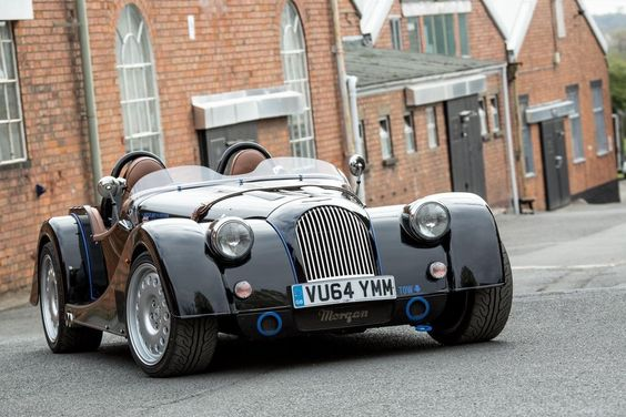 Morgan Plus 8 Speedster http://windblox.com/ #windscreen