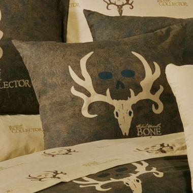 Cabela's: Bone Collector™ Decorative Pillows