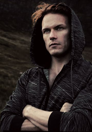 sam heughan photoshoot