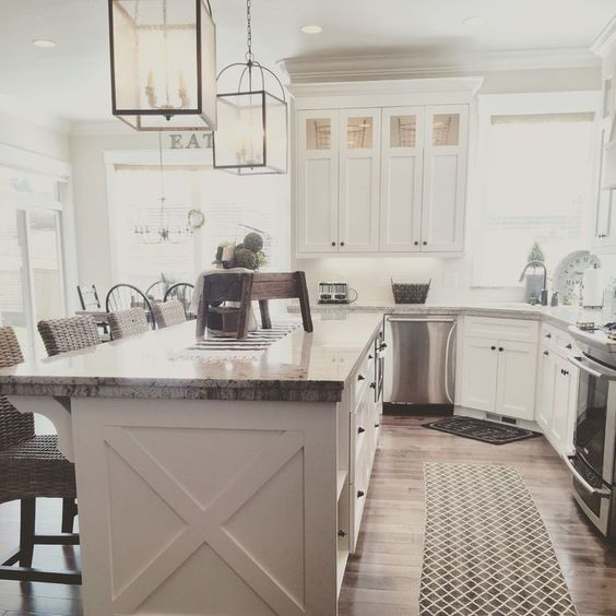 House Rules Yellow Kitchen: Cottage/Country Kitchen Photo By Yellow Prairie Interior