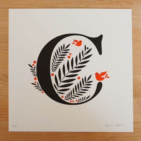 grain edit · New Prints by Jessica Hische! http://grainedit.com/2010/07/27/new-prints-by-jessica-hische/#more-4161