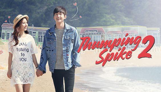 Thumping Spike 2 k-drama