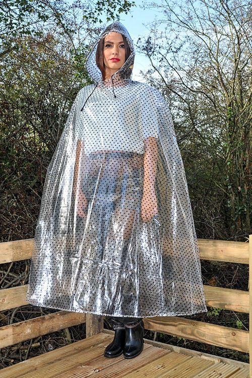 Plastic Raincoat Fetish 38