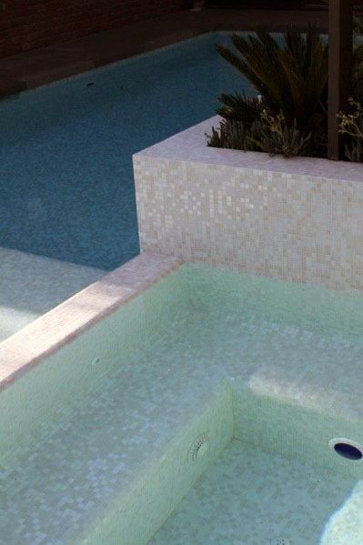 Top 60 Best Home Swimming Pool Tile Ideas Backyard Oasis Designs Swimming Pool Tiles Pool Tile Designs Mosaic Pool