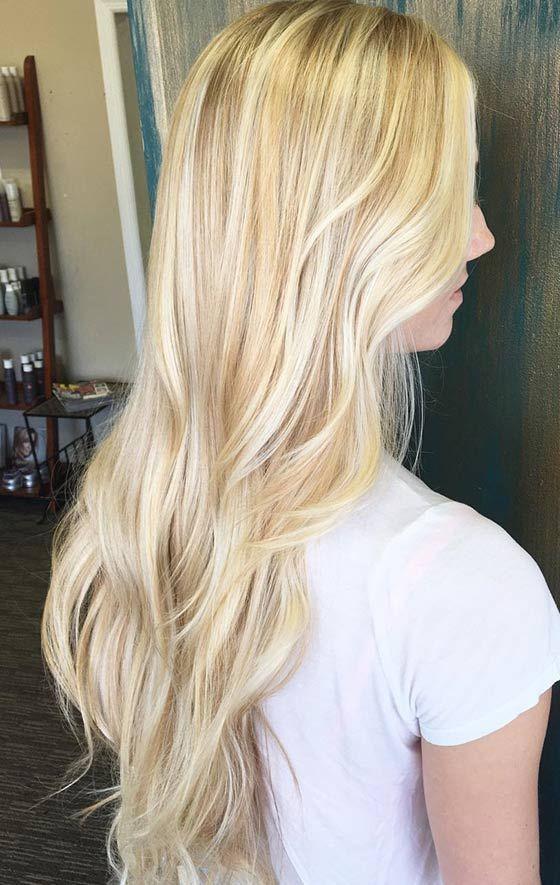 Top 40 Blonde Hair Color Ideas Hair Platinum Blonde Hair