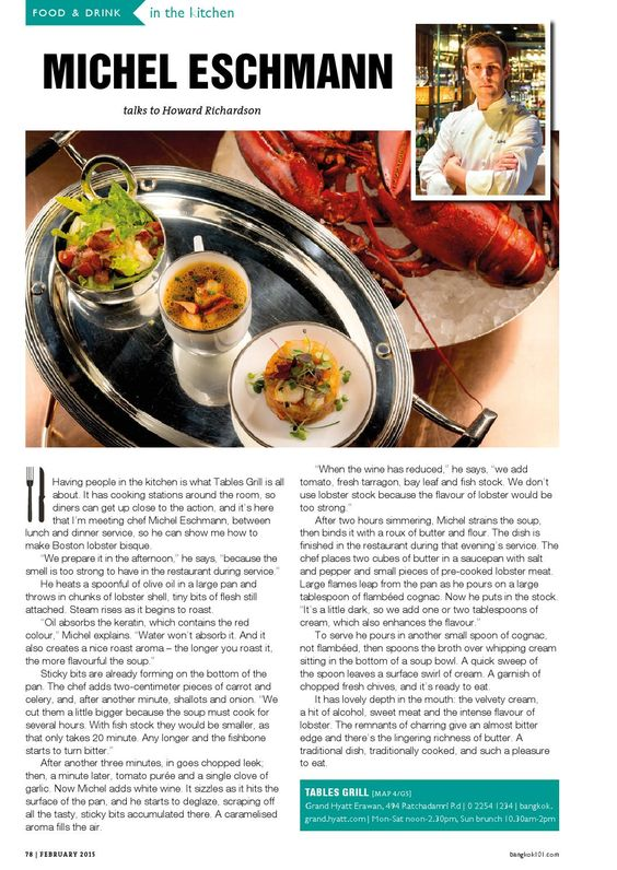 Bangkok101 Magazine February 2015  Bangkok's leading travel and leisure magazine