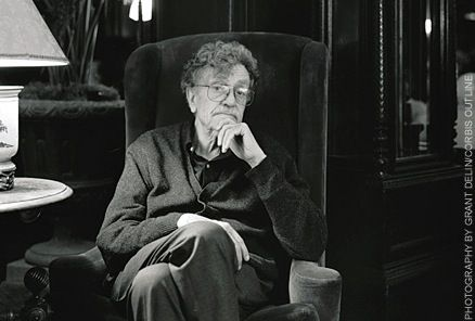 Lack of Seriousness - the last interview with Vonnegut