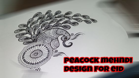 Peacock Mehndi Design For Eid Mehendi on eid day is considered to be a good thing to have. Not only muslim community are using this henna. India Pakistan Bangladesh most of the Arabic country uses henna. Even Bollywood celebrity Aishwarya Rai Bachchan Katrina Kaif Soha Ali Khan Anushka Sharma Kangana Ranaut  so on have seen to use mehendi/mehedi/henna.  Eid-ul-Fitr and Eid ul Adha are two big occasion for muslim community to celebrate.  Eid ul Fitr 2016 is coming.  so in this occasion you…