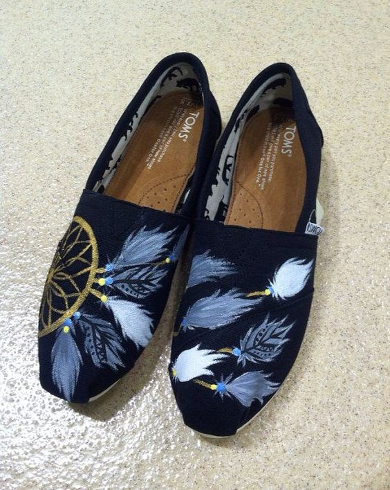 Flawless Printed Shoes
