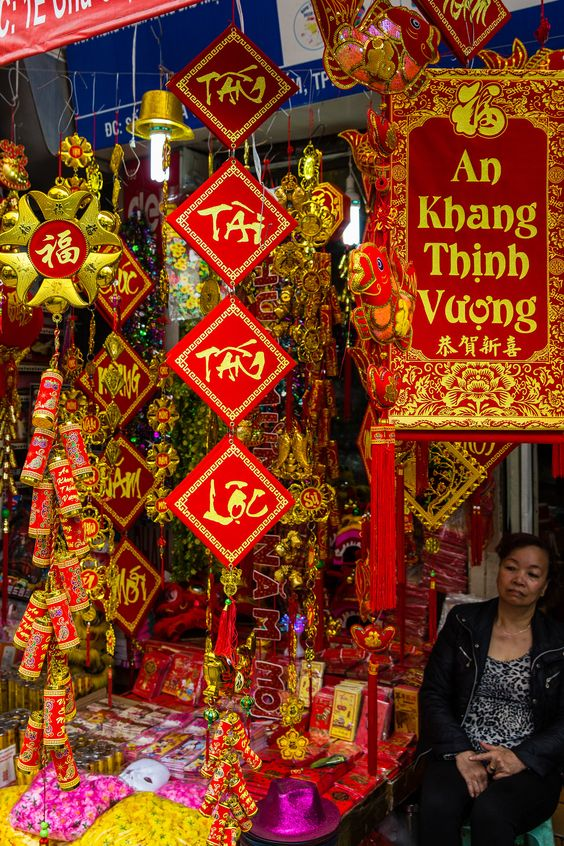 Chuc Mung Nam Moi! Happy Tet and Happy Chinese New Year!