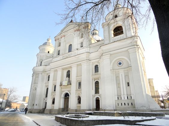 Saint Peter and Paul Cathedral, Lutsk, Ukraine