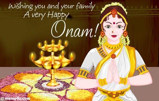 Pin By Priya Peter M On Goddess Happy Onam Wishes Happy Onam Onam Wishes