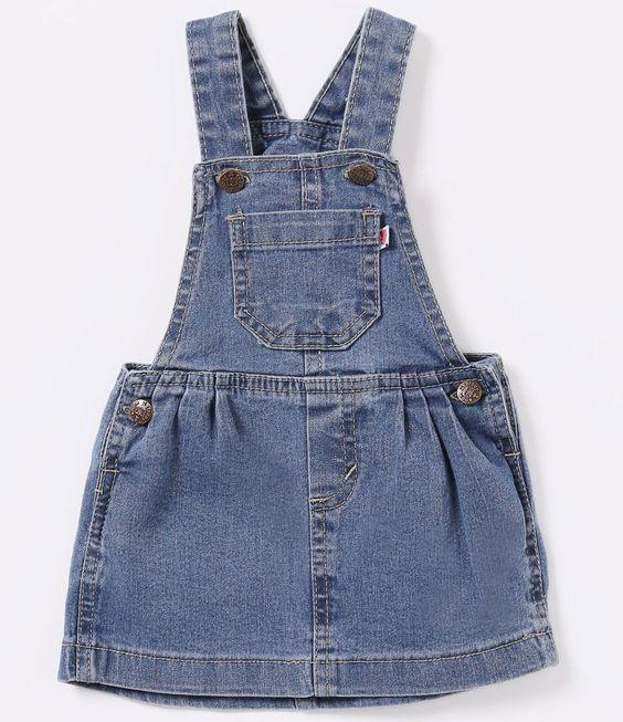 Jardineira infantil com bolsinhos marca teddy boom tecido for Jardineira jeans infantil c a
