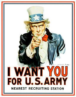 Men were drafted into the army wether they liked it or not because of the Selective Service Bill.