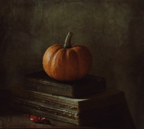 Once Upon a Pumpkin by Delphine Devos