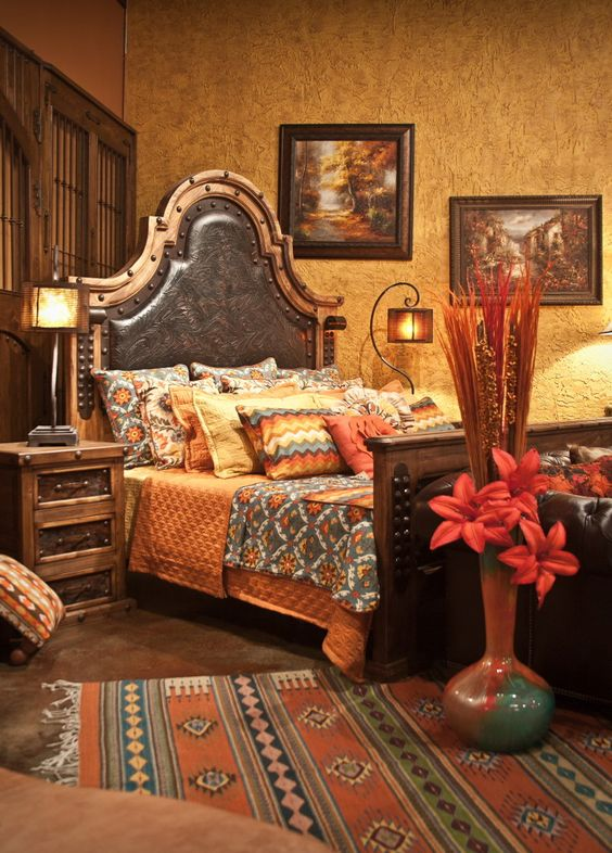 Bedrooms Fort worth and Adobe on Pinterest
