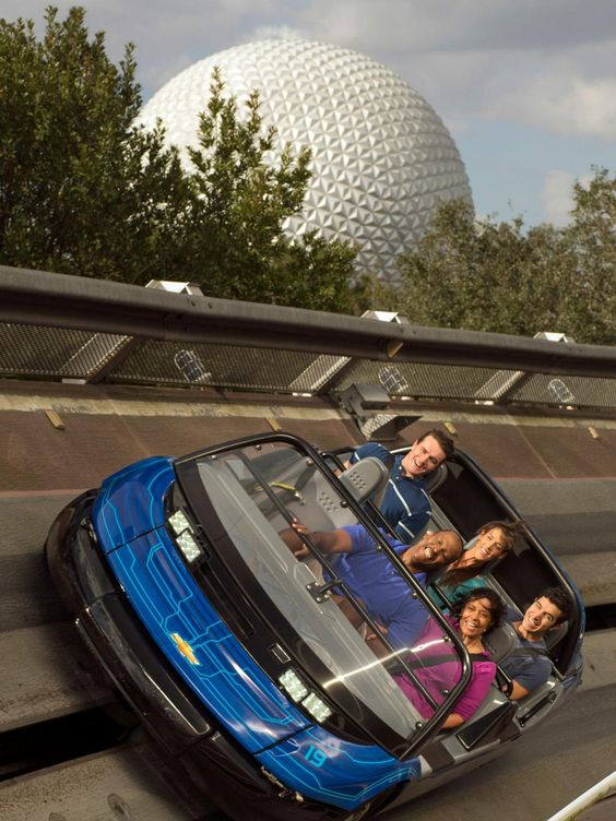 Epcot: Test Track : These are the Disney Rides to Use Your FastPass+ on : TravelChannel.com