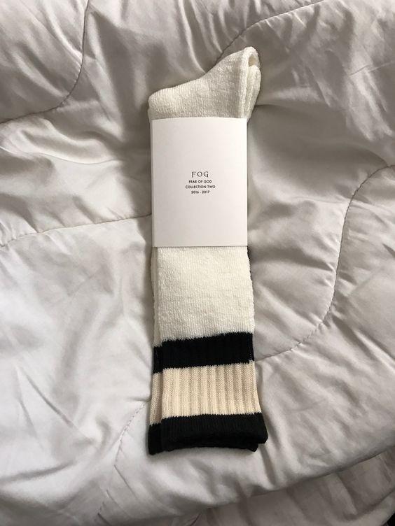 Fear Of God Fear Of God Socks Size One Size $53 - Grailed