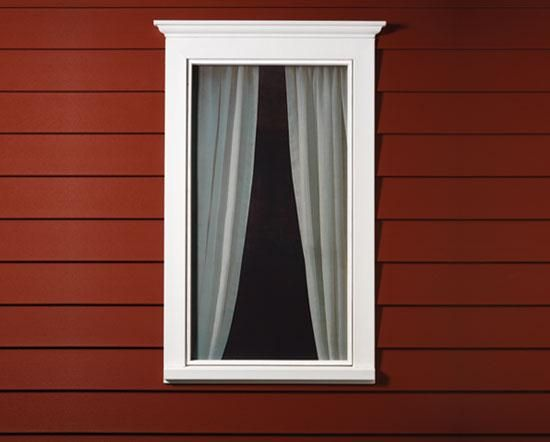 Window Trims Exterior Windows And Exterior Window Trims On Pinterest