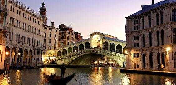 Ponte-Di-Rialto-Veneza-Itália