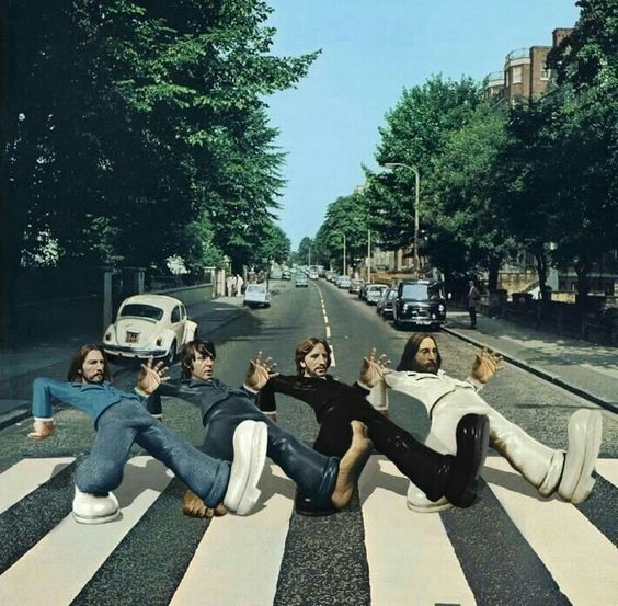 Versiones de Abbey Road 7f8a5623ad62b036ce15bf2692fa1e35