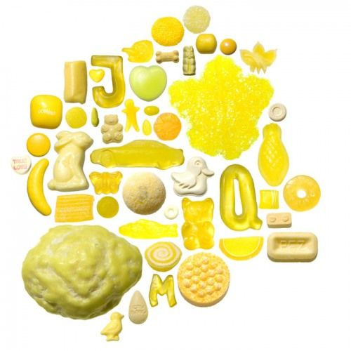 Candies~yellow candy