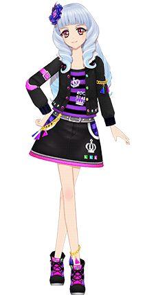 Aikatsu STARS! Lillie: