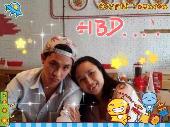 HAPPY BIRTHDAY MY SON  JAN' 3... 19 YRS