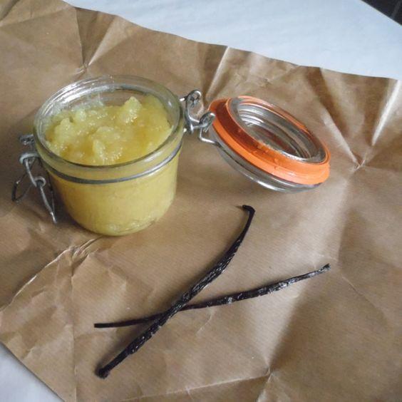 Compote de pommes maison mes recettes pinterest - Compote de poire maison ...