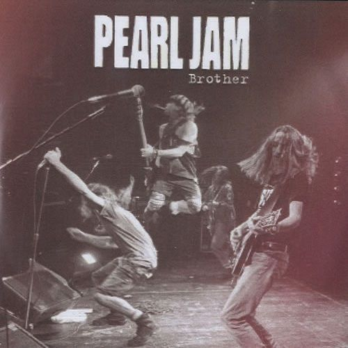 Pearl Jam – Brother (single cover art)