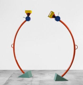 Treetops floor lamps, 1981 - Ettore Sottass