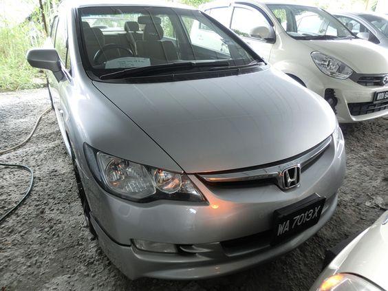 2006 Honda Civic 1.8