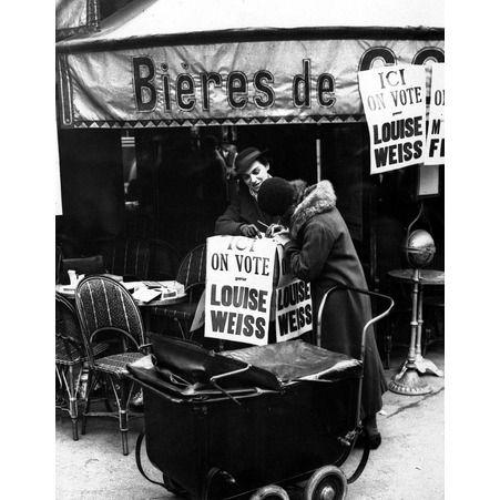 Votez Louise Weiss
