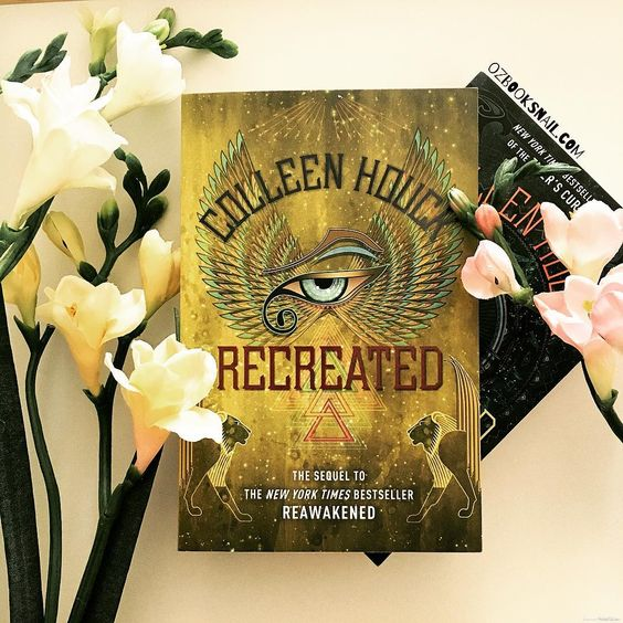 Genre: Young Adult, Fantasy, Mythology [Egyptian] Author: Colleen Houck  Published: August 2016. Publisher: Hodder & Stoughton Pages: 406 {paperback}