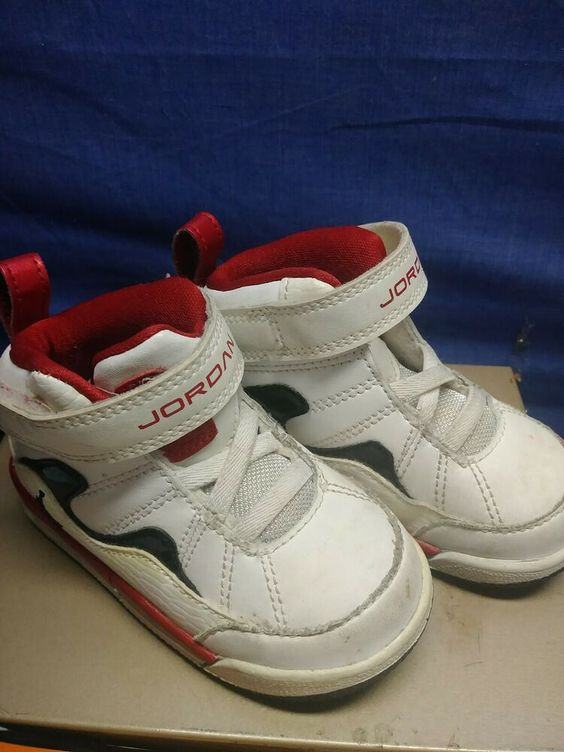 Jordan Kids Sneakers Size 6c Fashion Clothing Shoes