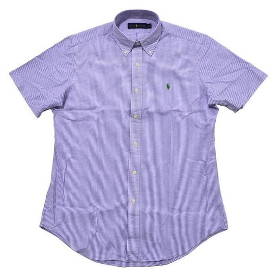Nice mens seersucker short sleeve button down shirt check for Nice mens button up shirts