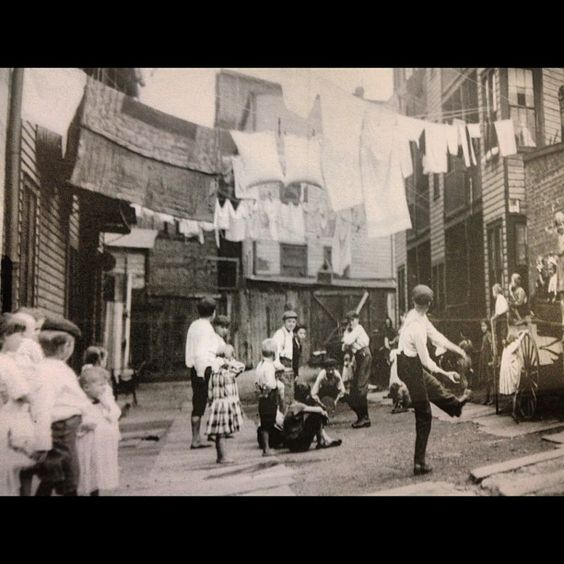 Care for a game of stickball? #TBT #throwbackthursday