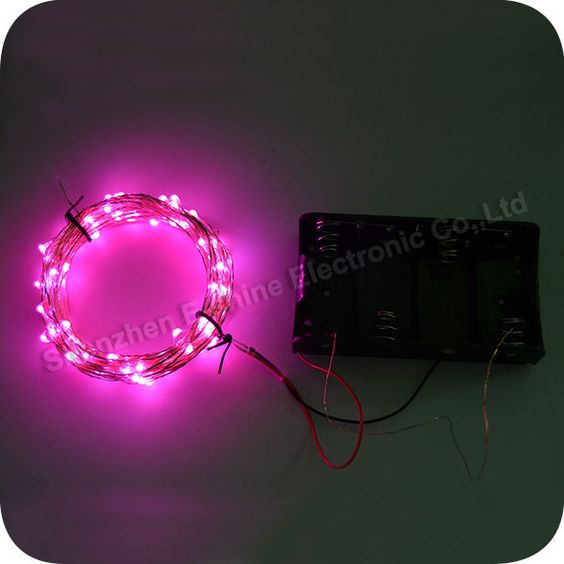 High Quality Battery Operated Led String Light, View Battery Operated Led String Light, ES Product Details from Shenzhen E-Shine Electronic ...
