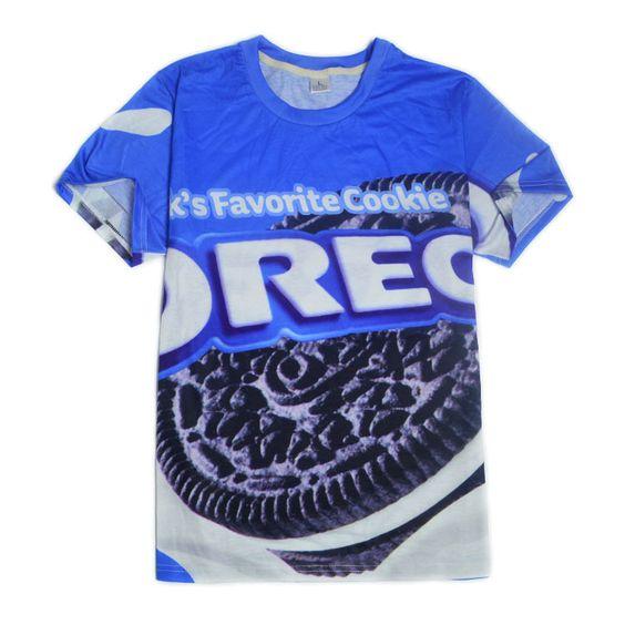 3D Oreos T-shirt