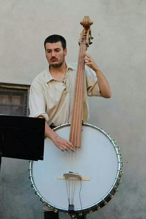 Banjo bass?