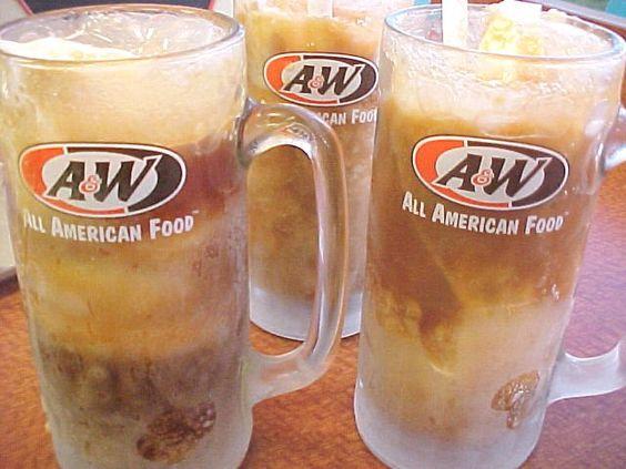 2 pt Root Beer Floats: