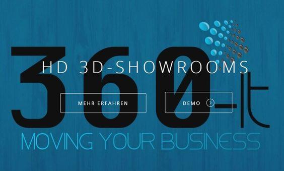 3D Produktpräsentation in Echtzeit