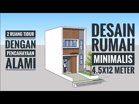 Desain Rumah Minimalis Dengan 3ds Max  pin di rumah 2 lantai