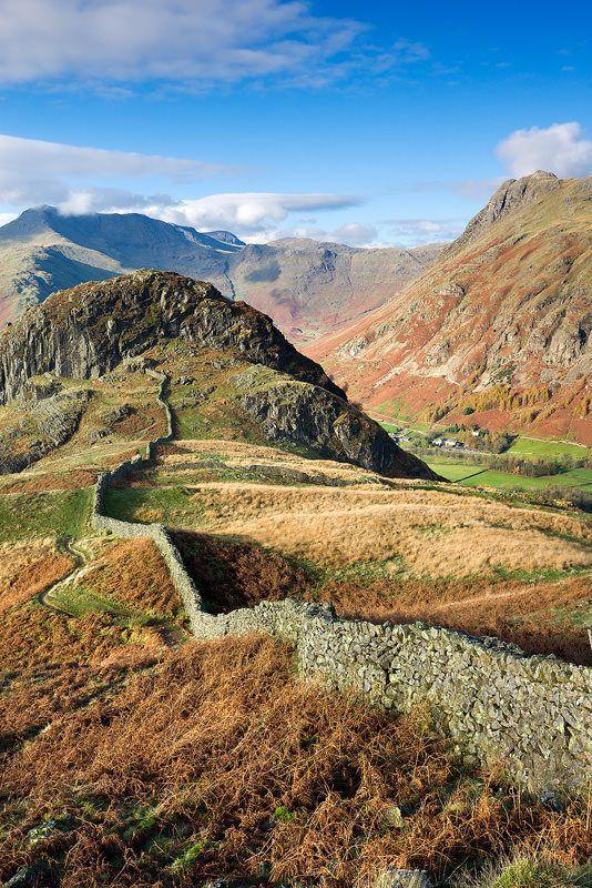 Drystone Boundary Gallery Adam Burton Landscape Photography In 2020 Lake District England Lake District Landscape
