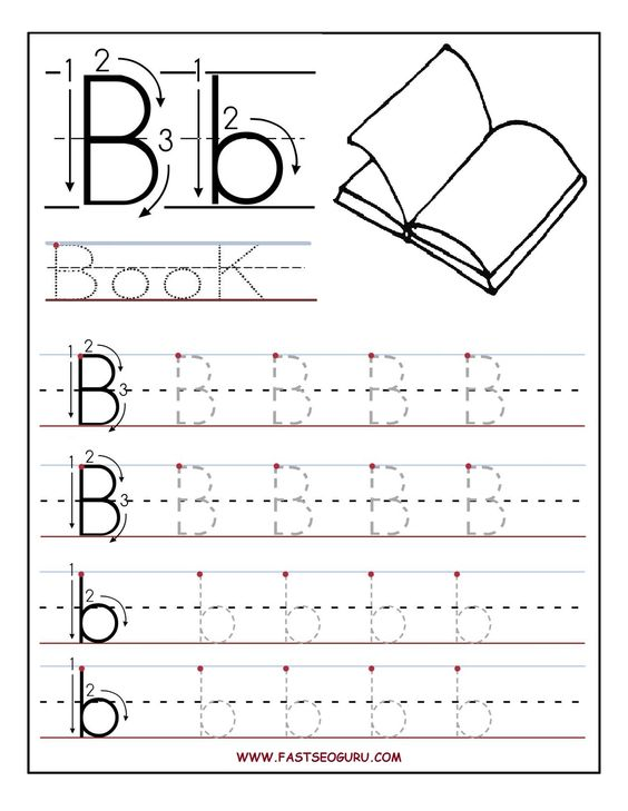 Letter b worksheets, Printable letters and Google on Pinterest
