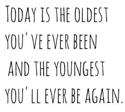 : forever young :
