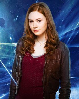 Doctor Who - Amelia (Amy) Pond - 11th Doctor's Companion