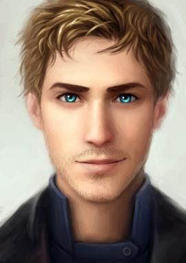 Carswell Thorne from The Lunar Chronicles by Marissa Meyer:
