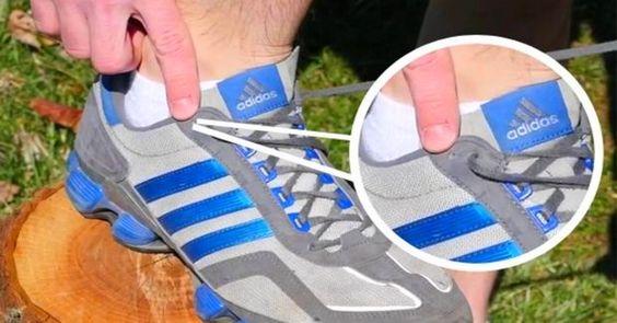 J'ai 37 ans, et j'ai l'impression d'avoir tout juste appris à faire mes lacets. Vous voyez, ces trous à lacets supplémentaires, en haut de vos chaussures de course ?  Visiblement, ces trous ont une très grande utilité, …