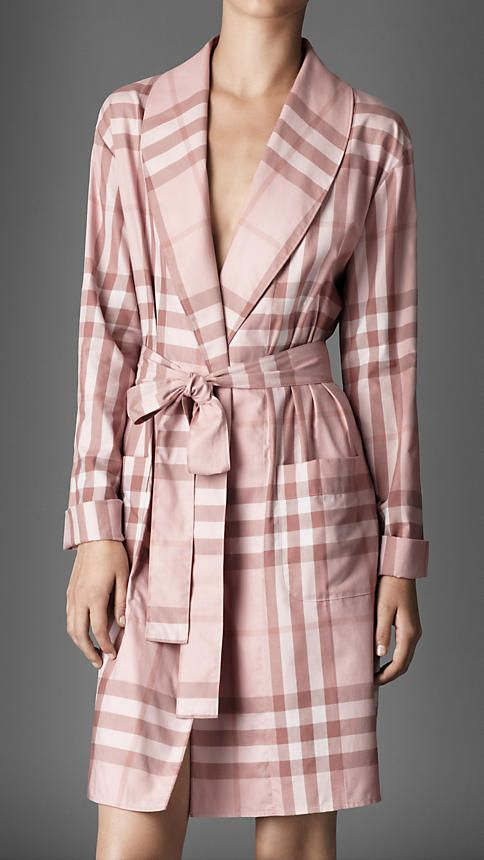 Rosie for Autograph Pure Cashmere Dressing Gown with Silk Belt ...